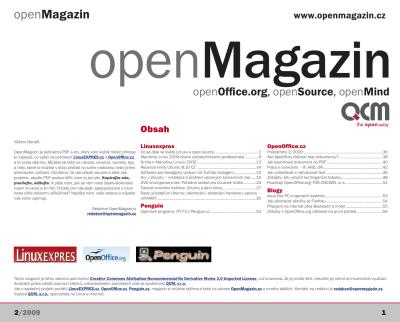 openMagazin 2/2009