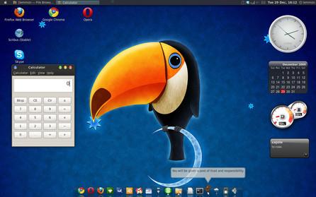 Oliver Juhas, Ubuntu