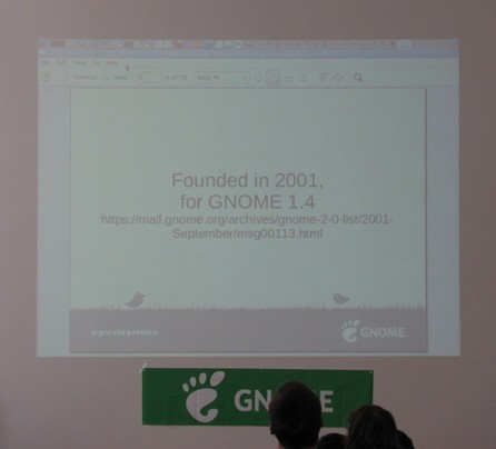 Release and bug management in GNOME