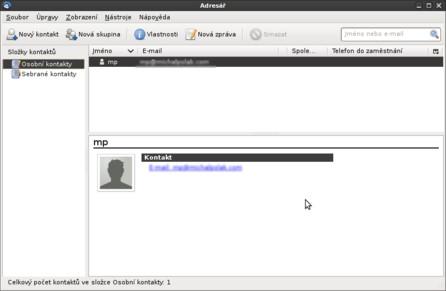 seznamování školních webů