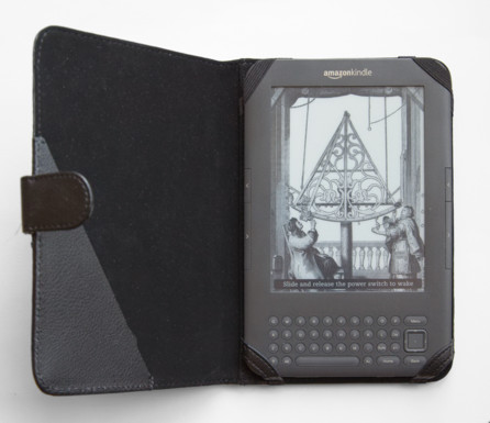 Pouzdro s Amazon Kindle 3