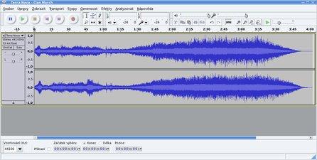 Audacity s přehledem nahradí Adobe Soundbooth
