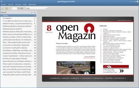 Evince je plnohodnotnou náhradou za Adobe Acrobat Reader