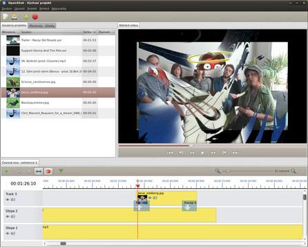 OpenShot je velmi schopný, ale jednoduše ovládatelný střihací nástroj, který nahradí Adobe Premier Pro