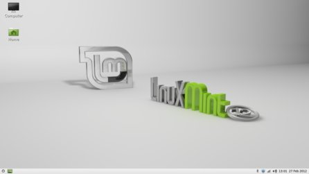 Linux Mint 12 LXDE