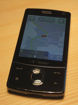Navigator FREE na Windows Mobile