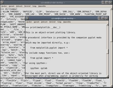 Open Source Matematicky Software Pro Tvorbu Grafu Zalozeny Na