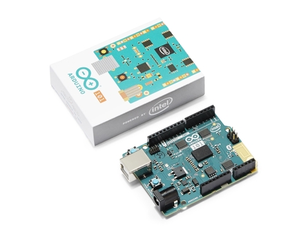 Genuino 101 / Arduino 101 (© Intel)
