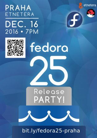 Fedora 25 Release Party