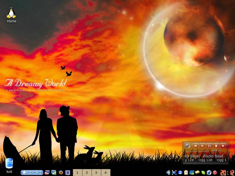 Mandriva Linux 2008.1, Daniel Janko