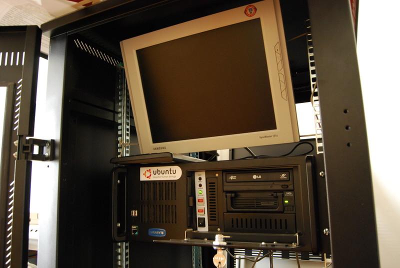 Zálohovací server Phoenix běžící na Ubuntu 9.10