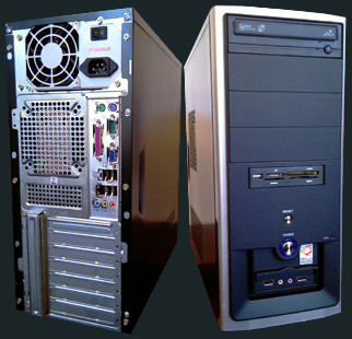 Počítač Ubuntu Free Office