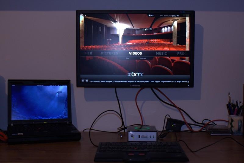 Takhle to frčí s XBMC