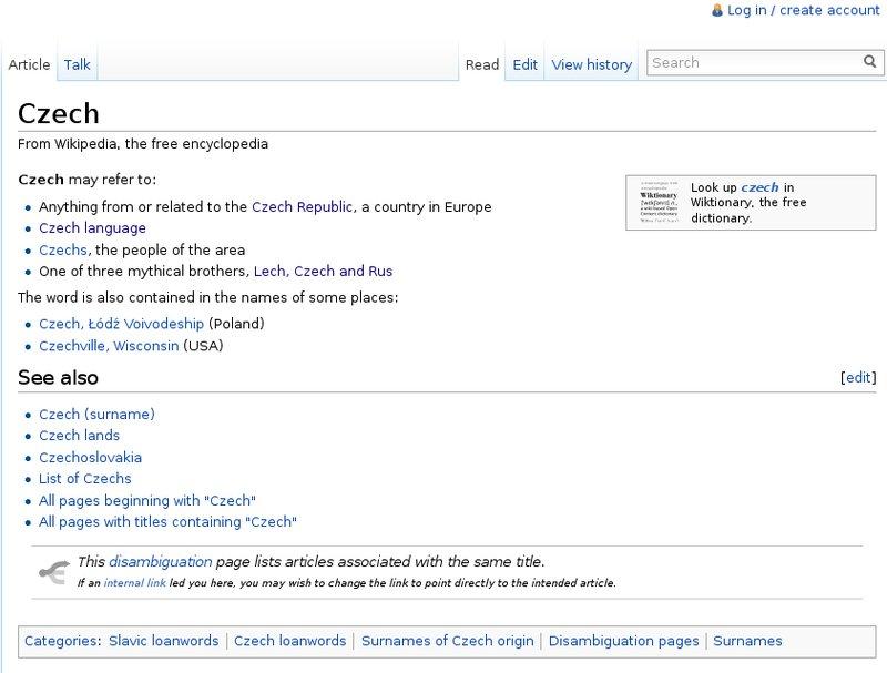 ...a na Wikipedii