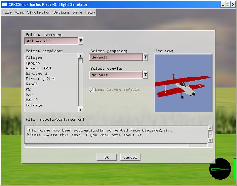 3D náhled na model letadla se mi zobrazoval pouze pod Windows