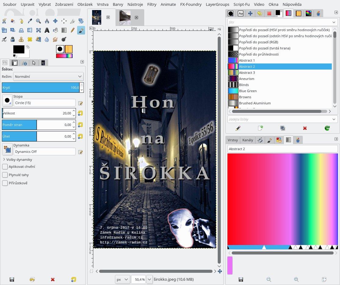 Cim V Linuxu Pracovat S Rastrovou Grafikou Linux E X P R E S