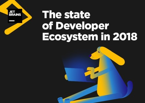 The state of Developer Ecosystem in 2018