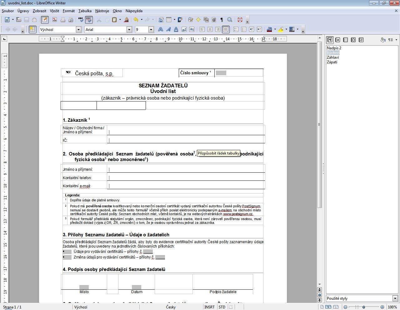 Srovnání kancelářských balíků  Vhodnost použití ve firmách - Linux E X P R  E S 35af3b9491