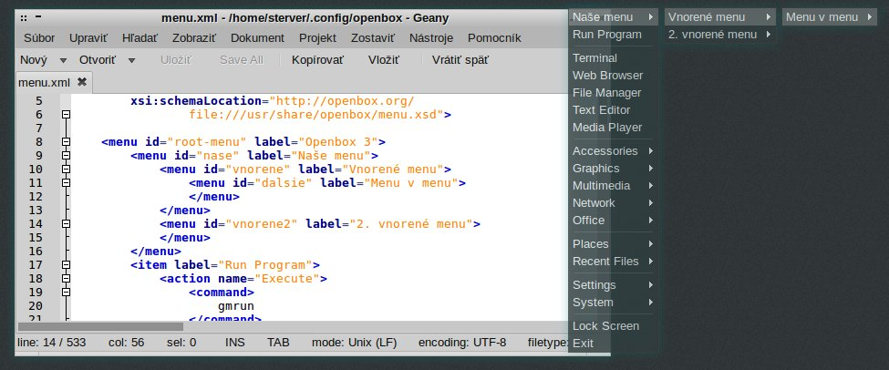 CrunchBang 11 – konfigurácia prostredia (2  časť) - Linux
