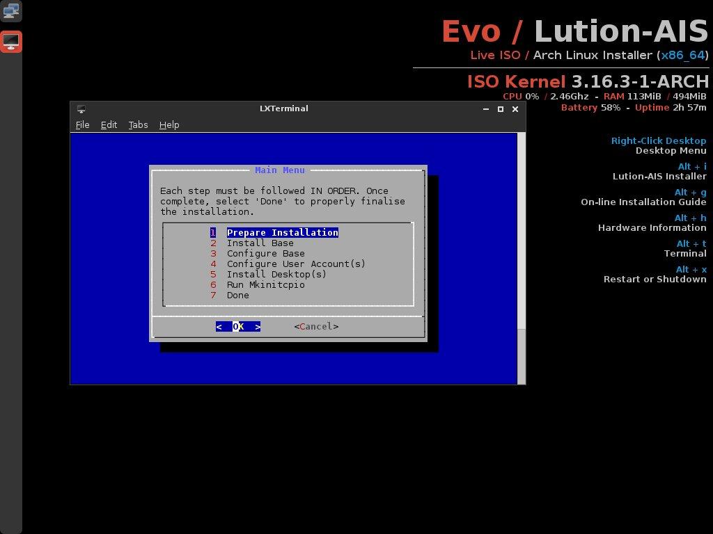 obrázok: Evo/Lution Live CD