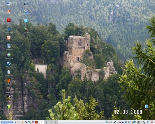 Mandriva Linux 2008.1, Jose Brtník