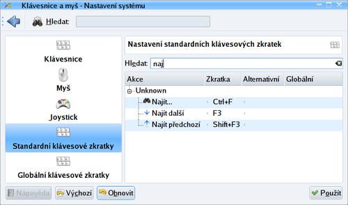 Filtrování seznamu pomocí části slova