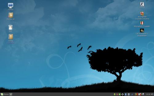 Linux Mint 5, Ondřej Fibich
