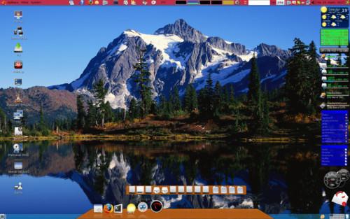 Ubuntu 8.04, Jiří Burian