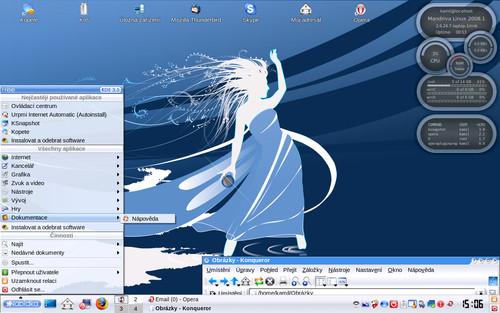 Mandriva Linux 2008.1, Kamil Kirschner