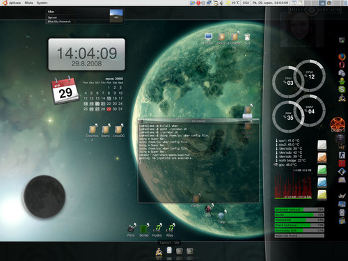 Ubuntu 8.04.1, Pavel Žák