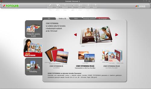 Program pro Fotolab