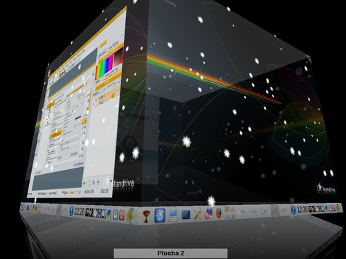 Kostka KDE4