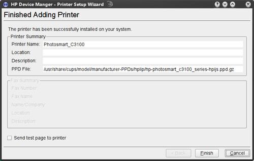 HP Device Manager - závěrečné shrnutí