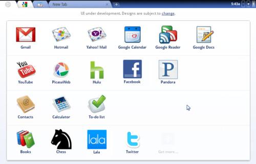 Chrome OS v současnosti