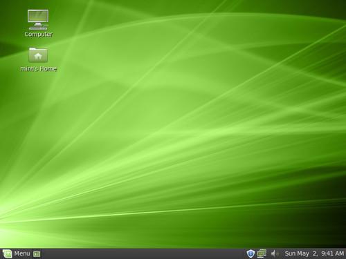 Takto vypadá nový Mint, zdroj linuxmint.com