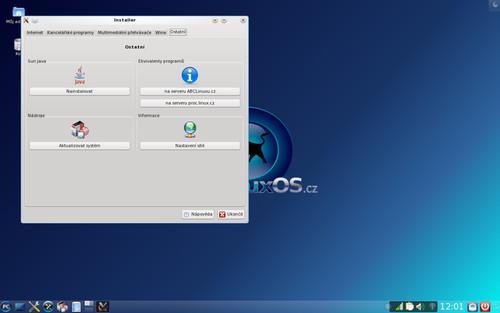 Aktualizace systému je otázkou pouhých dvou kliknutí myší