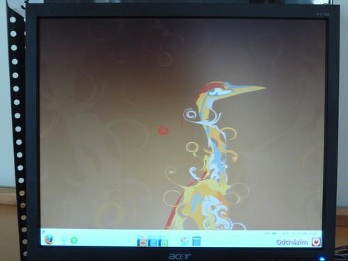 Systém je tak osekaný, že nelze ani jednoduše pořídit snímek obrazovky