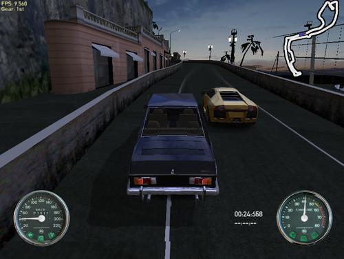 Závod Tatra versus Lamborghini v Monaku nakoniec stál za to, stálo to však isté úsilie