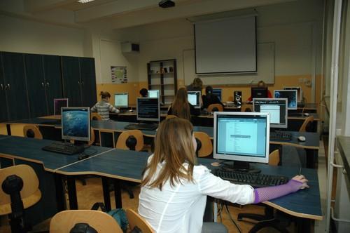 Počítačová učebna 2