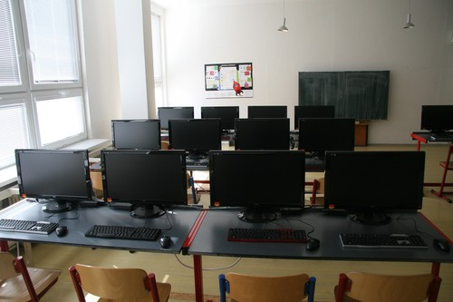 Počítačová učebna