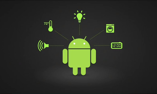 Android@Home – jeden Android vládne všem