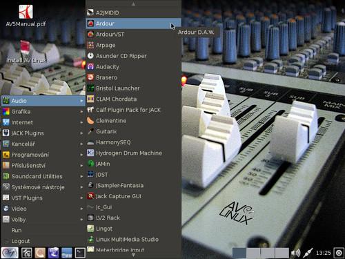 Audio aplikace 1