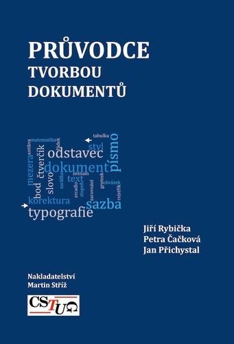 Titulní strana knihy Průvodce tvorbou dokumentů