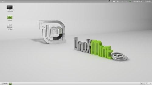 Linux Mint 12 Lisa