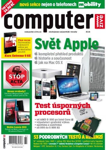 Tento článek vyšel ve třetím letošním čísle papírového časopisu Computer. Na webu Liberixu si můžete prohlédnout, jak článek v t