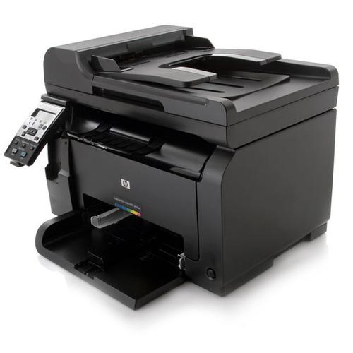 Pohled na tiskárnu