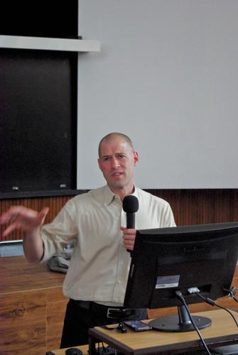 Arnulf Christl – prezident OSGeo