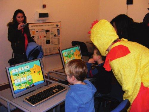 Budoucí školáci se počítačů nebojí – bez ohledu na použitý systém a programy