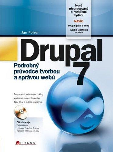 Příklad literatury o Drupalu