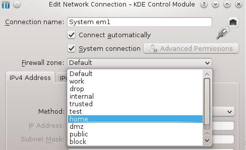 Software pro připojení nástroje
